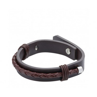 Pánský STORM náramek Kane Bracelet- Brown 9980757/BR