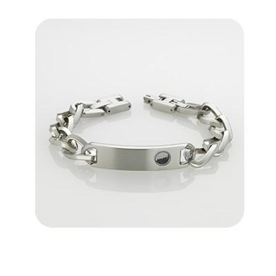 Pánský STORM náramek Zirox bracelet silver