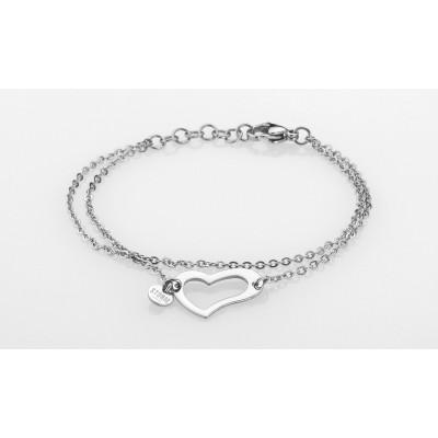 Dámský náramek STORM Heart Bracelet S 9980645/S