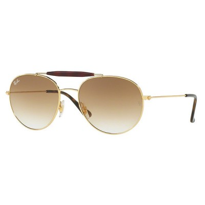 BRÝLE Ray Ban RB 3540 001/51