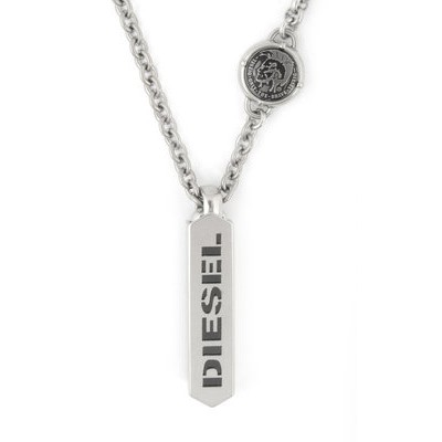 Diesel Pánský ocelový náhrdelník DX0997