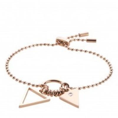 Storm ocelový náramek Rohaise Bracelet Gold