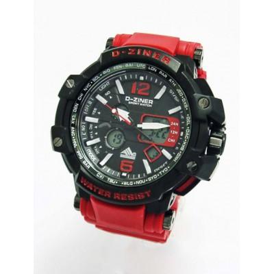 Pánské digitální hodinky D-ZINER 1122024C