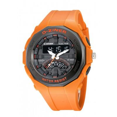 Pánské digitální hodinky D-ZINER 112214A