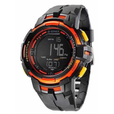 Pánské digitální hodinky D-ZINER 112219D