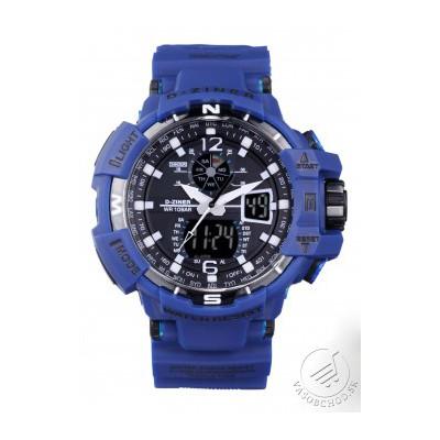 Pánské digitální hodinky D-ZINER 112208-MD