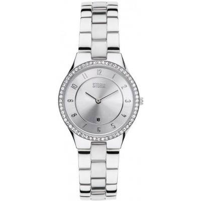 Dámské hodinky Storm Slim-X Crystal Silver 47189/S