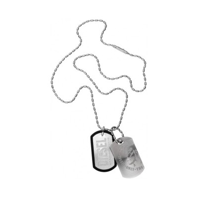 Diesel Pánský ocelový náhrdelník DX0011040