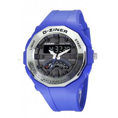 Pánské digitální hodinky D-ZINER 112214B