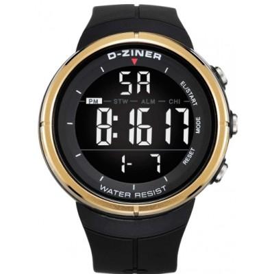 Pánské digitální hodinky D-ZINER 112229E
