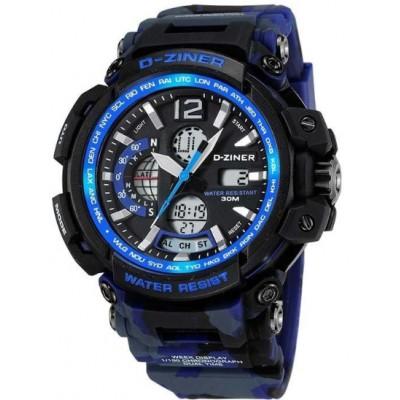 Pánské digitální hodinky D-ZINER 112221L