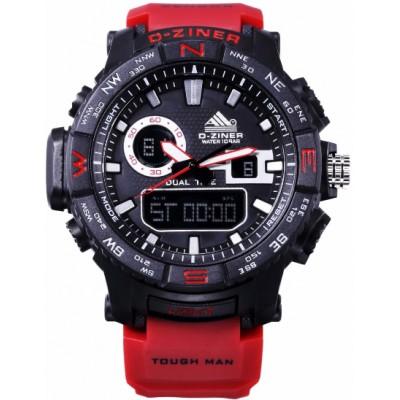 Pánské digitální hodinky D-ZINER 112218M