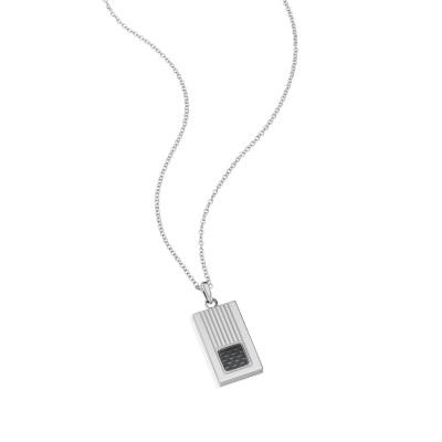 Ocelový náhrdelník Sector SAFT15