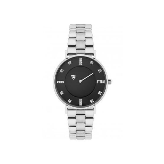 7e90d5df267 Dámské hodinky Storm Rina Black 47400 BK