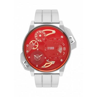 Pánské hodinky Storm Dualmation Lazer Red 47410/R