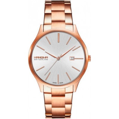 Dámské hodinky Swiss Militari Hanova Pure Rose gold 5060.09.001