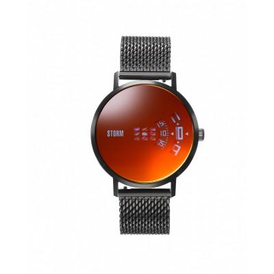 Pánské hodinky STORM Remi V2 Mesh Slate Red