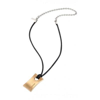 Police ocelový náhrdelník Carver PJ25683PLG/02