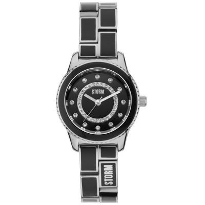 Dámské hodinky STORM Mini Zarina - Black 47278/BK