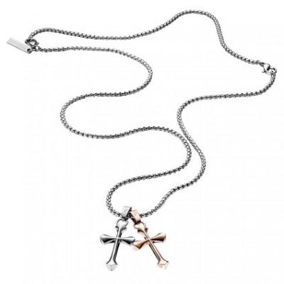 Police náhrdelník PJ25524PSSRG/01