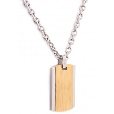Pánský náhrdelník Police PJ25516PSG/01