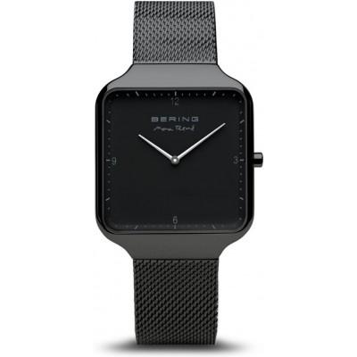 Unisex hodinky Bering Max René Mat Black 15836-123