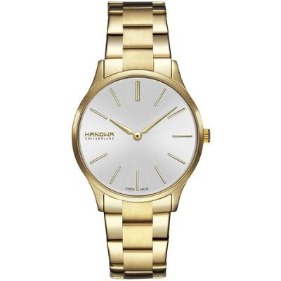 Dámské hodinky Swiss Militari Hanova Pure Gold 7075.02.001
