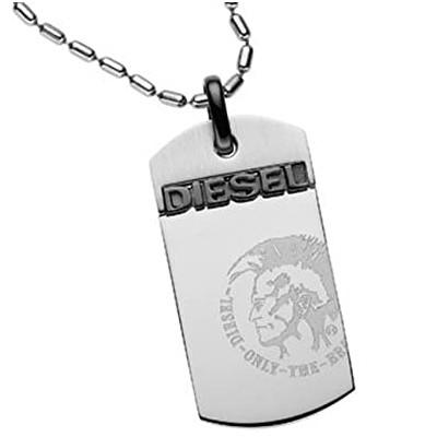 Diesel Pánský ocelový náhrdelník DX0007040