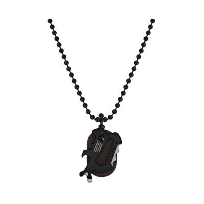 pánský náhrdelník Karakum PJ26566PSB/01