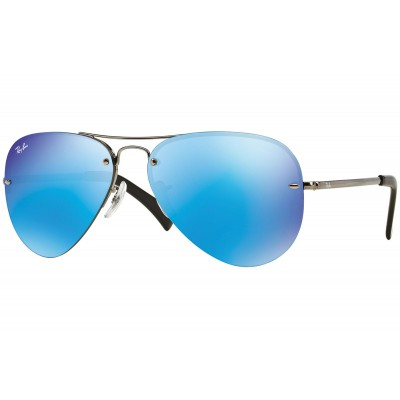BRÝLE Ray-Ban RB 3449 004/55