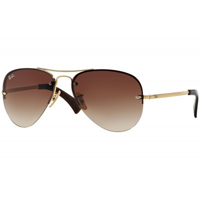 BRÝLE Ray-Ban RB3449 001/1359