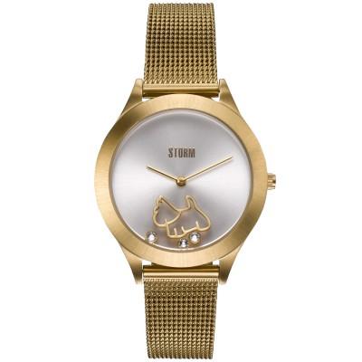 Dámské hodinky Storm Cassie gold