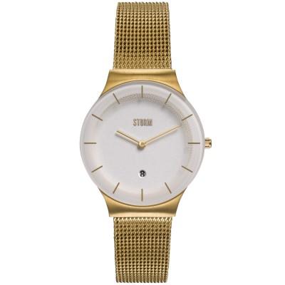 Pánské hodinky Storm Mini Xenu Gold