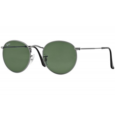 BRÝLE Ray-Ban RB3447 ROUND METAL 029