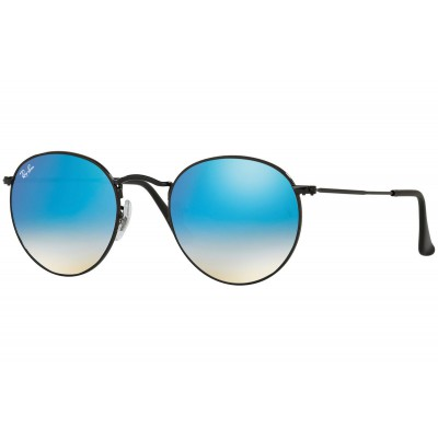 BRÝLE Ray-Ban RB3447 ROUND METAL 002/40