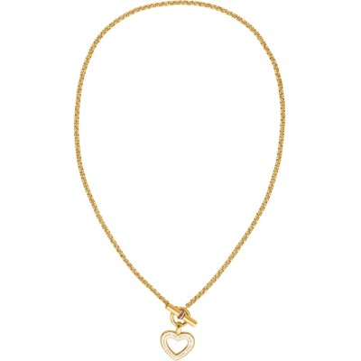 Tommy Hilfiger ocelový náhrdelník 2780157