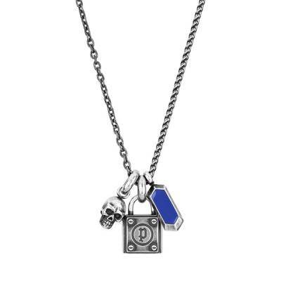 Police ocelový náhrdelník PEJGN2009011