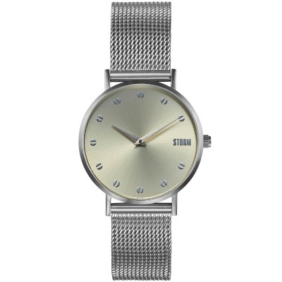 Dámské hodinky Storm Neoxa Mesh Silver Gold